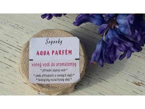 vonný vosk - Aqua
