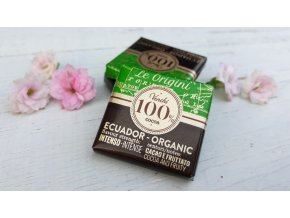 Venchi čtvereček GrandBlend BIO 100 % cocoa Ecuador