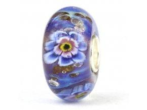 VIOLET BLUE FLOWER MONROE G201014