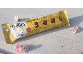 Tradiční kakaové lanýže Mathez Truffles Bar