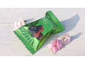 Kakaový lanýž s lískovými oříšky