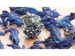 Květinový ježek