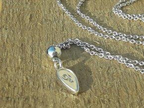 jemný náhrdelník 70