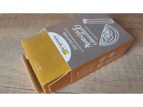laSaponaria Tuhé olivové mýdlo BIO - Pomeranč a skořice