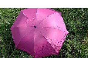 Deštník s kouzlem  RŮŽOVÝ