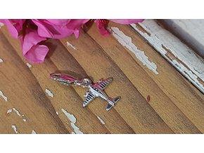 Letadlo - přívěsek pro gypsy náramky