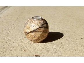 jaspis broušený- koule