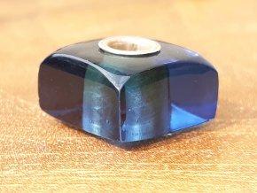 kyanite blue quartz kostka