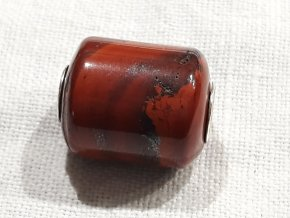 červený jaspis