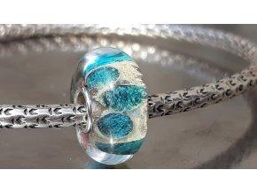 Aqua Stone Tangle
