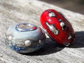stříbrné bubliny
