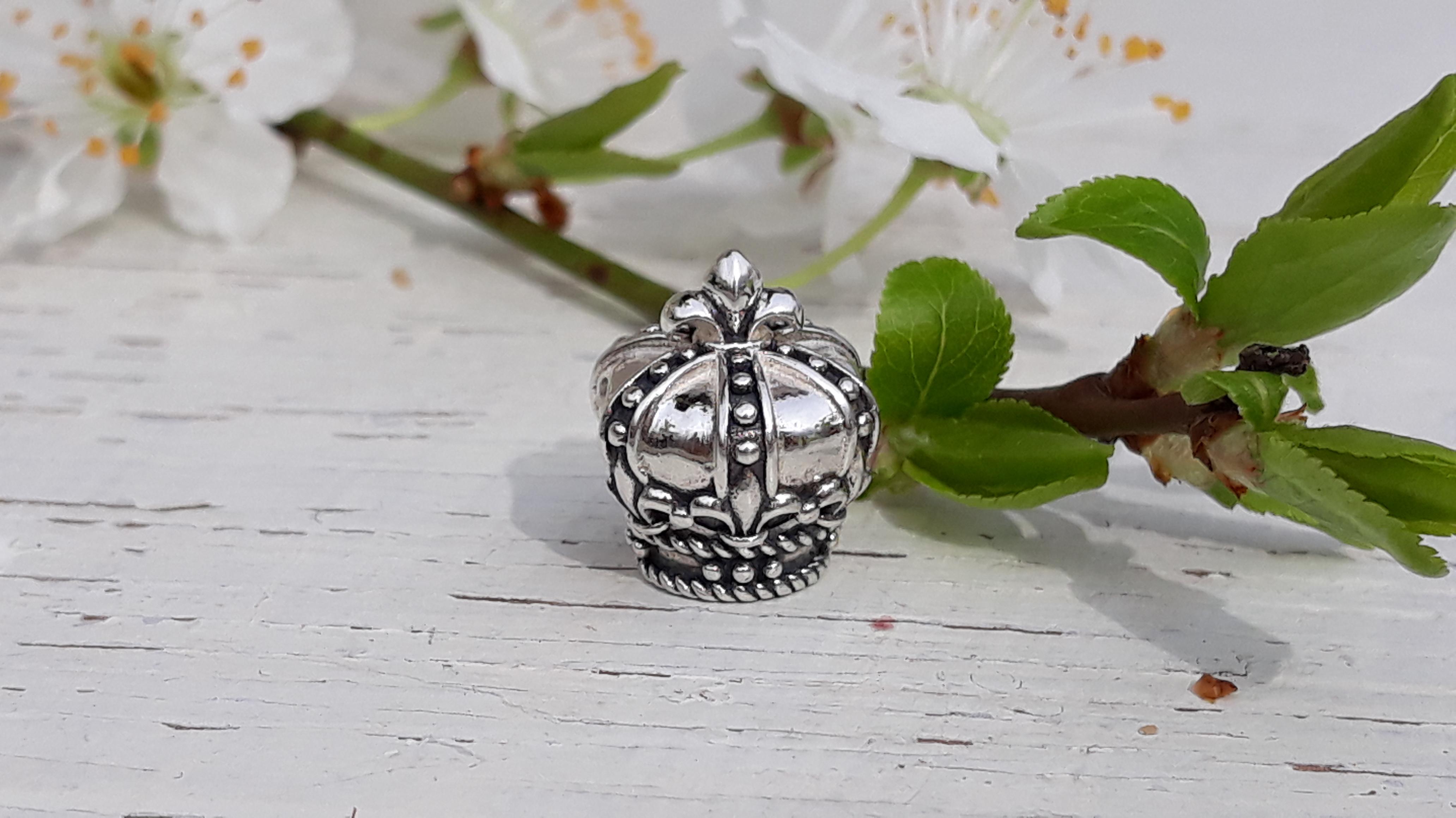 Královská koruna - Fleur de Lis Royal Crown
