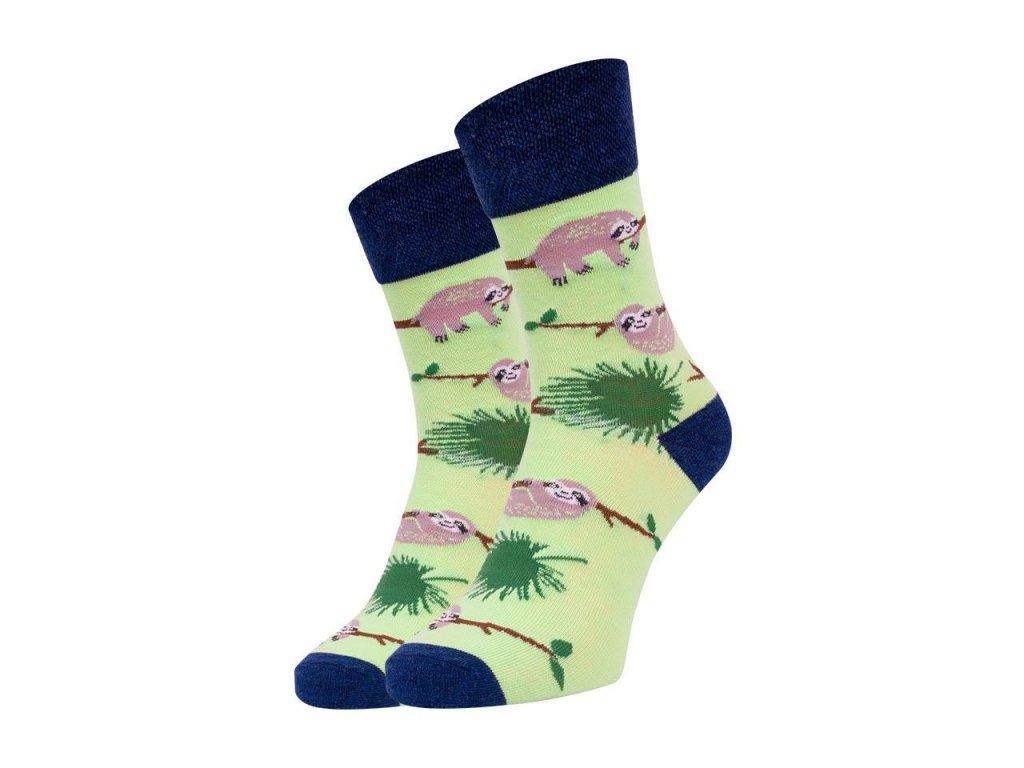 Ponožky spoksy Lenochod