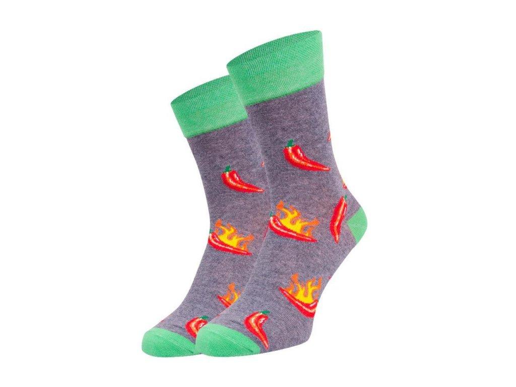 Ponožky spoksy Chili