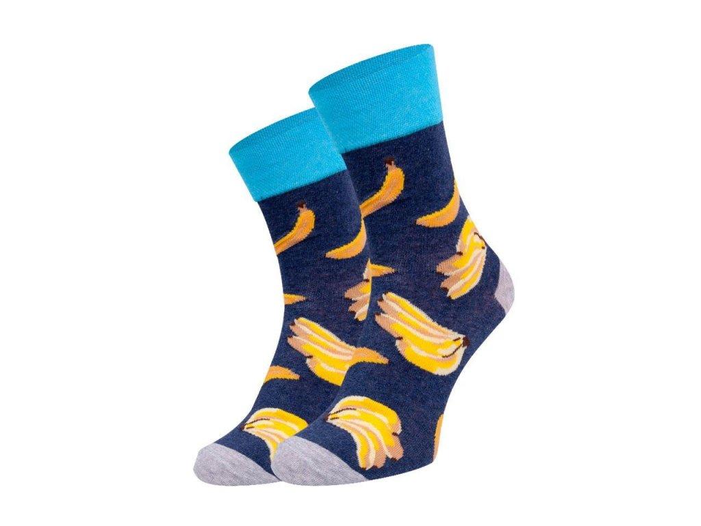 Ponožky spoksy Banán