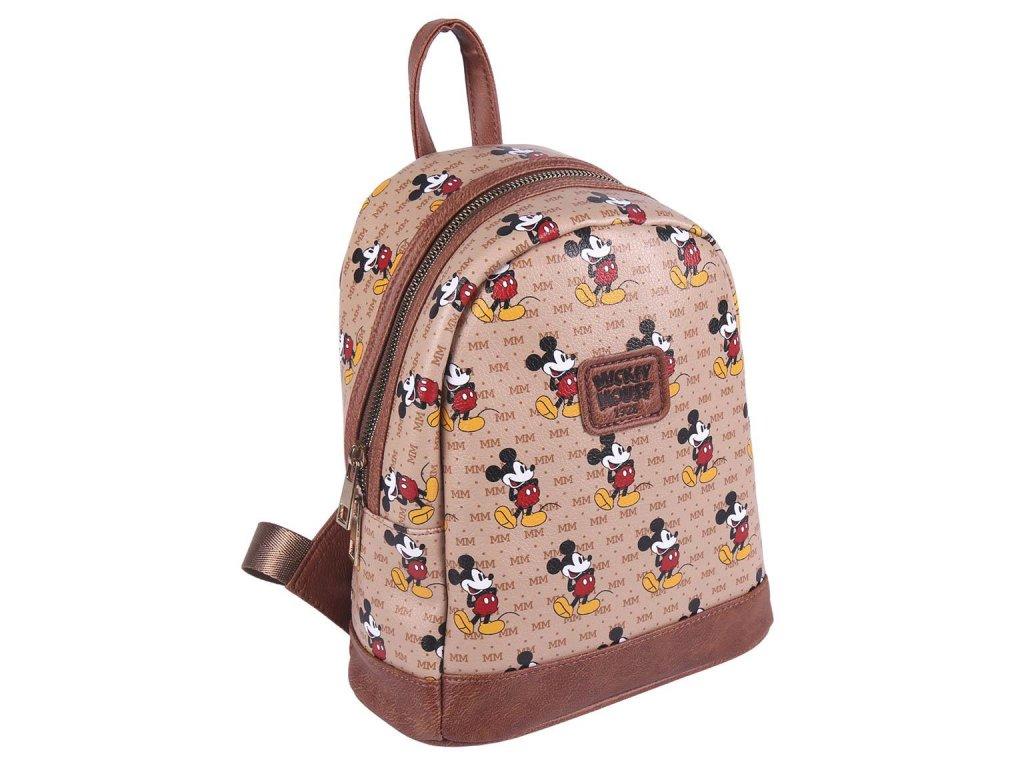 Batoh Mickey Mouse | 2100003170 | Hnědý
