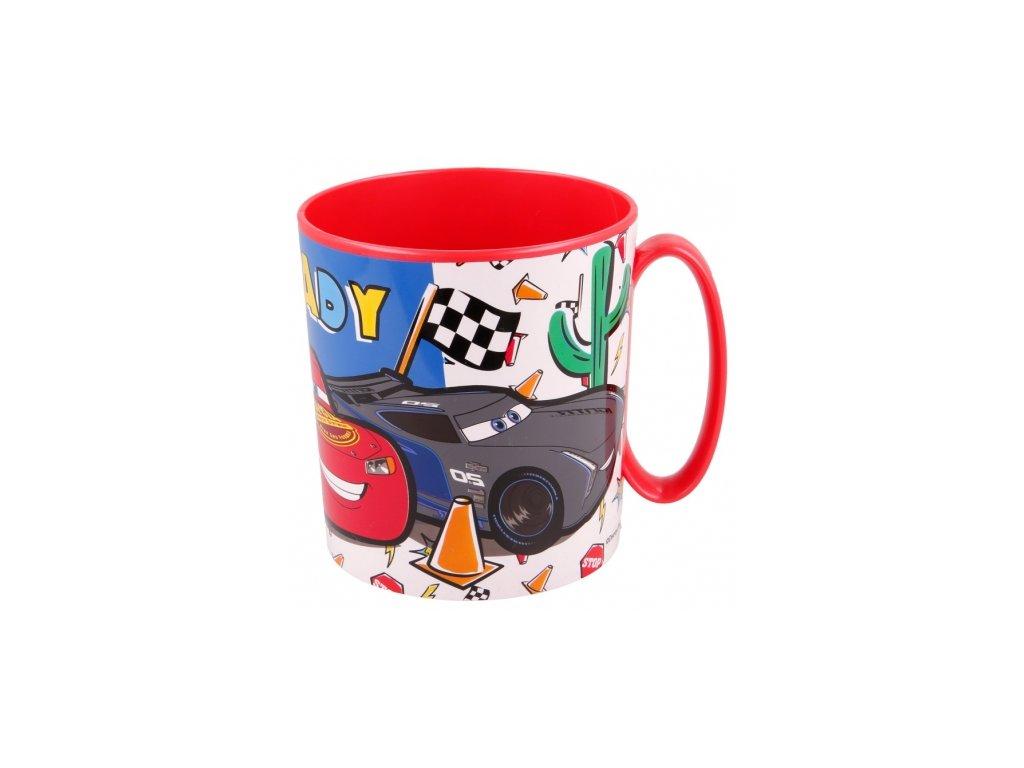 micro mug 350 ml cars lets race
