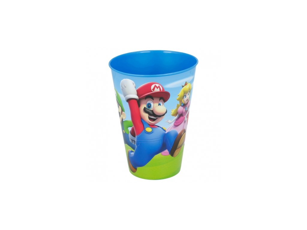 easy tumbler 430 ml super mario
