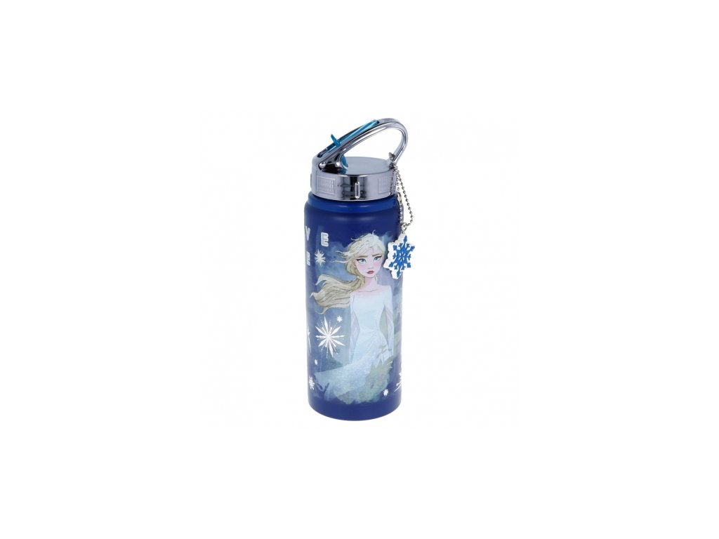 fashion sport aluminium bottle 710 ml frozen ice queen