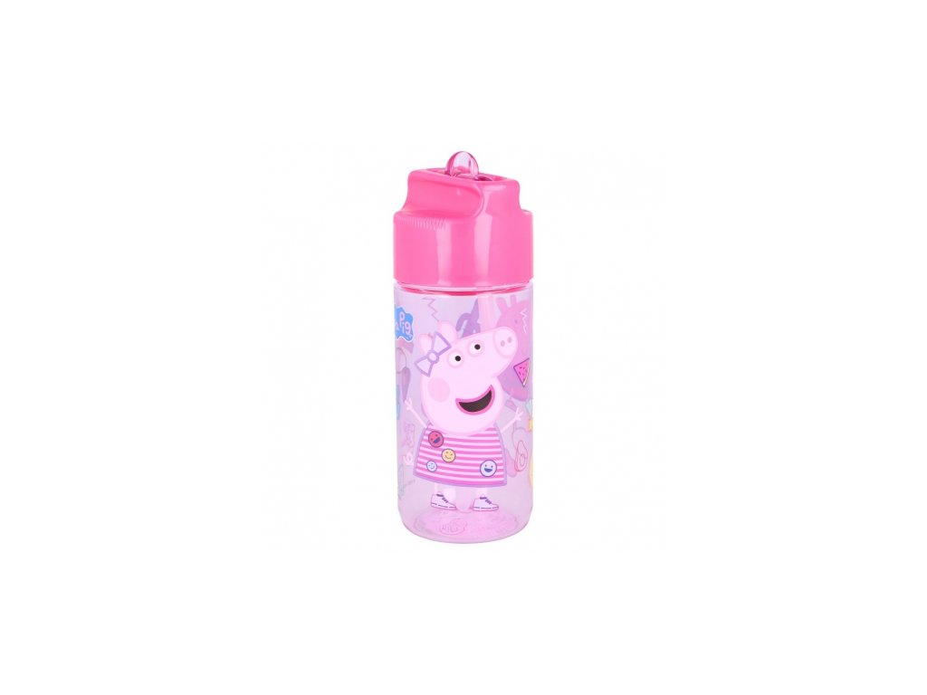 tritan hydro bottle 430 ml peppa pig