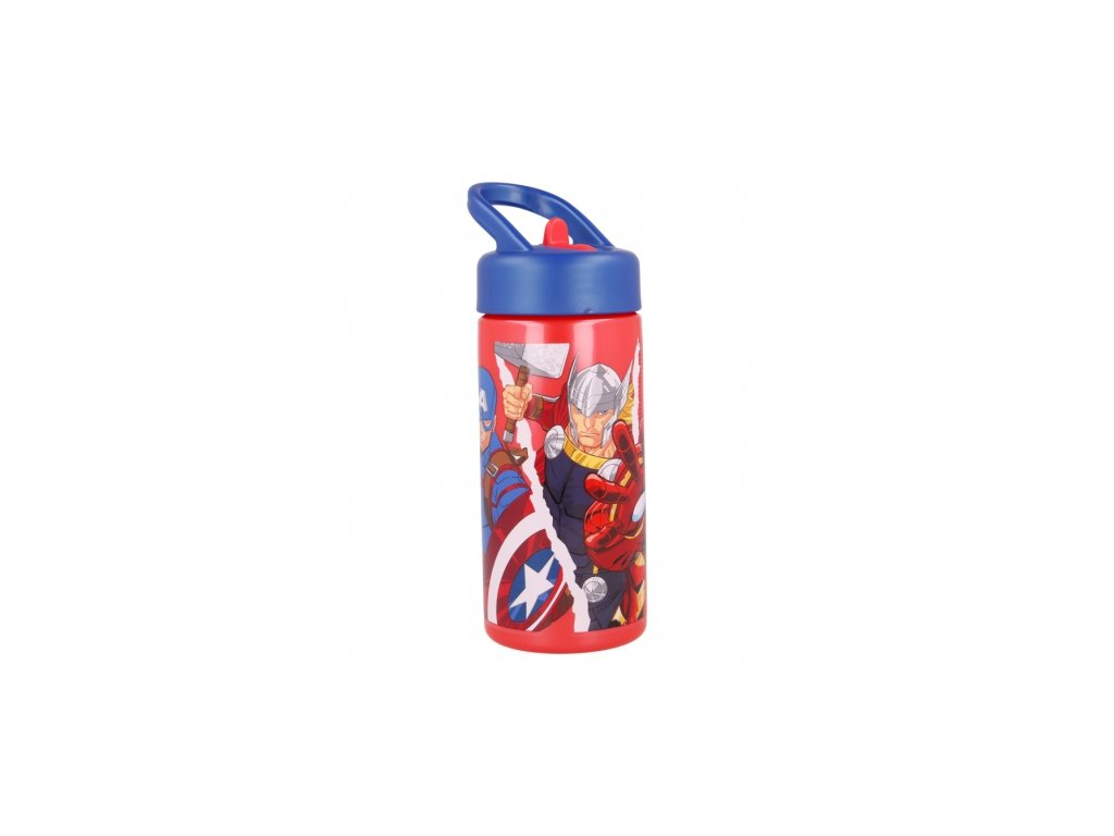 playground sipper bottle 410 ml avengers rolling thunder