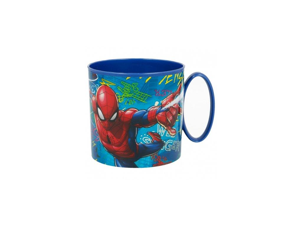 easy micro mug 265 ml spiderman graffiti