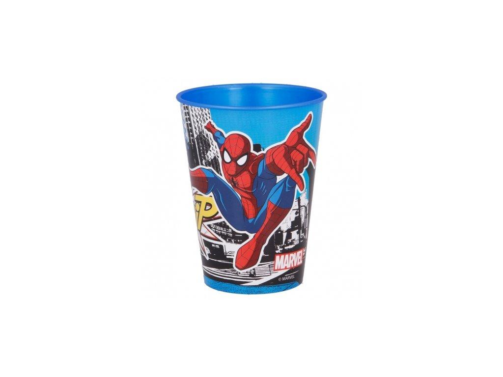 easy tumbler 260 ml spiderman streets