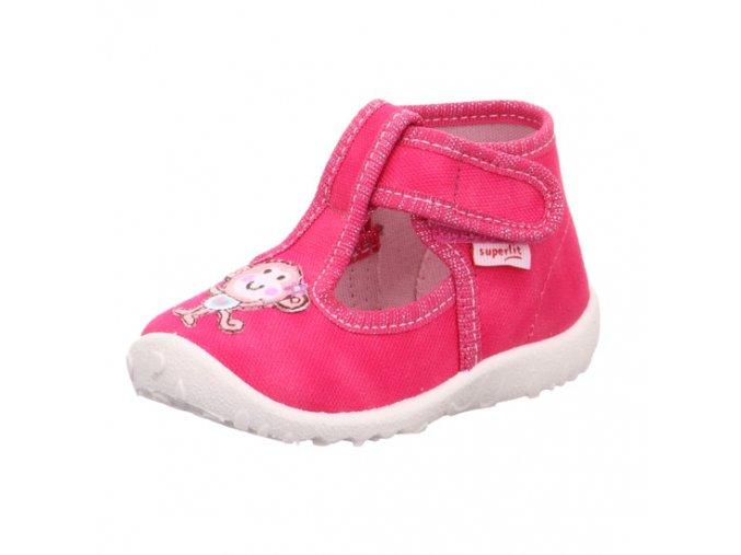 Papuče Superfit 1-009252-5000 | Růžové
