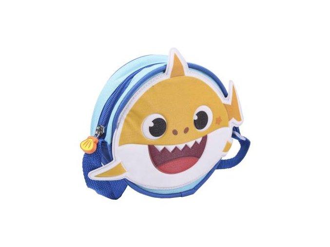 Taška crossbody Baby shark 3D   2100003333   Multicolor