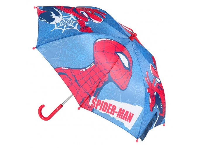 Deštník Avengers - Spiderman | 2400000543 | Multicolor