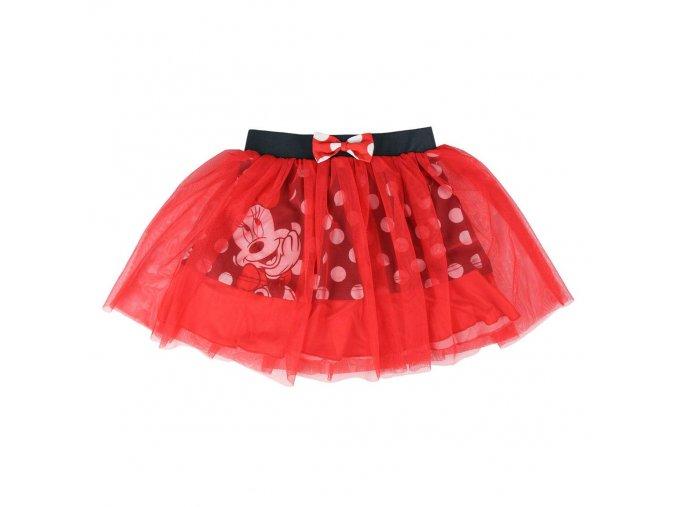 Sukně Minnie | 2200005374 | Červená