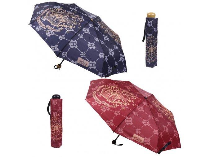 Deštník Harry Potter   2400000544   Modrý / červený