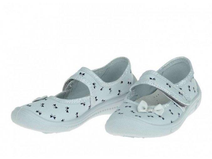 Papuče PEON MI/001 KK | Šedé
