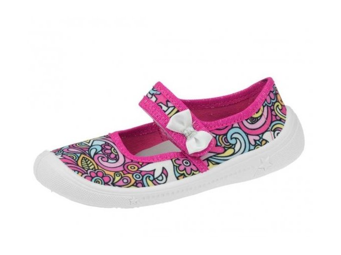 Papuče PEON | MI/001 MD | Růžová