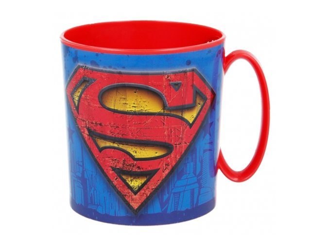micro mug 350 ml superman symbol (1)