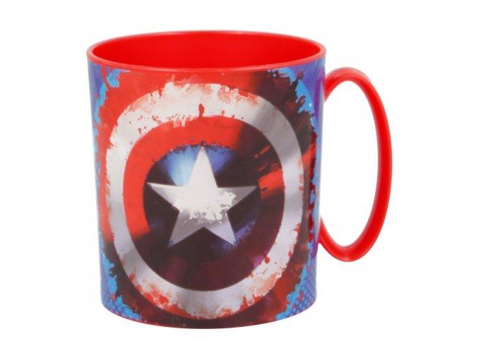 micro mug 350 ml captain america icon