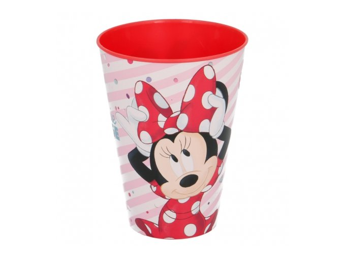 easy tumbler 430 ml minnie mouse disney electric doll (1)
