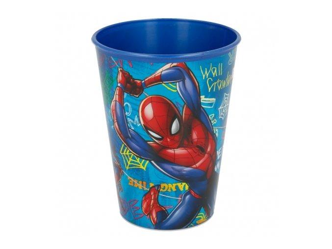 easy tumbler 260 ml spiderman graffiti