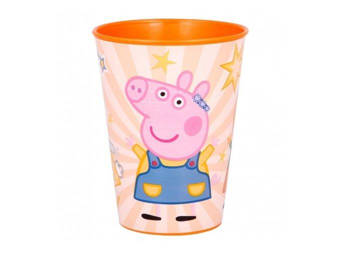 easy tumbler 260 ml peppa pig kindness counts