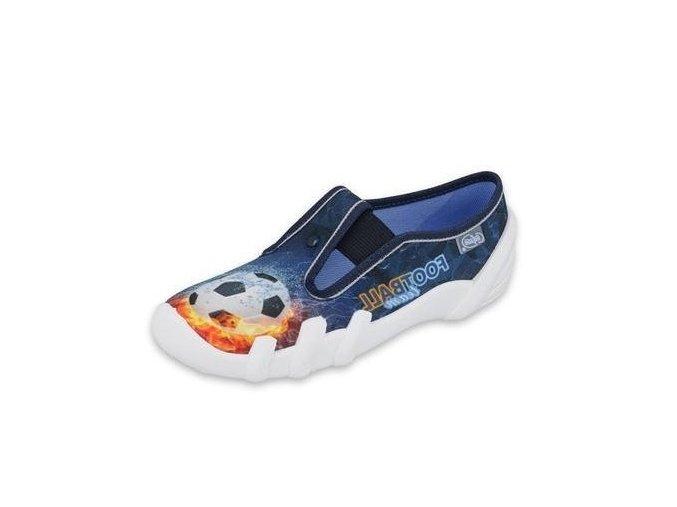 Papuče Befado 290y209 | Modré