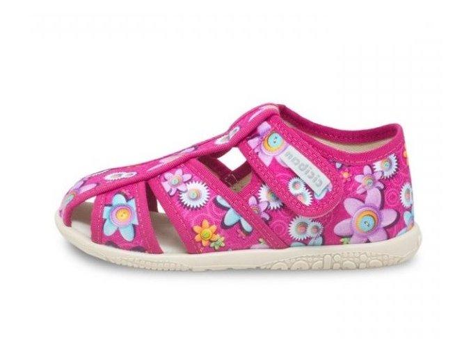Papuče Ciciban | 440 dívčí | Různé barvy