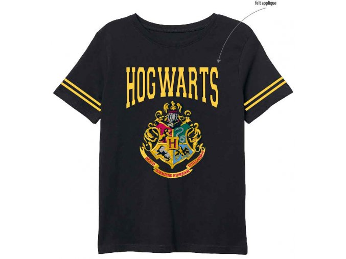 Tričko Harry Potter 52 02 196   Černé
