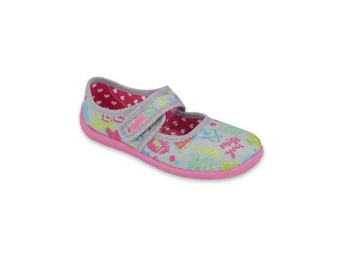 Papuče Befado 945X430 | Multicolor