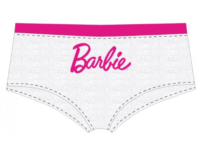 Kalhotky Barbie | 52 33 287 SINGLE | Šedé