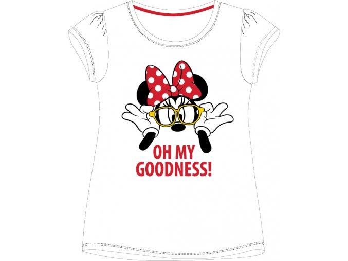 Tričko Minnie   MF 52 02 8148   Bílé