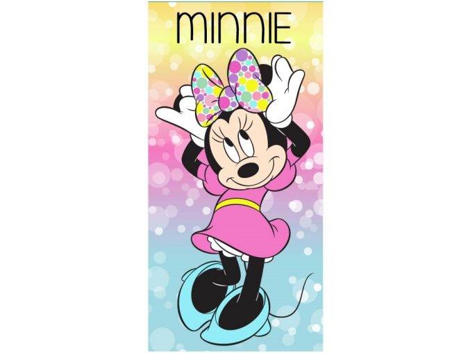 Ručník Minnie   52 47 4995   Multicolor