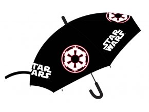 Deštník Star Wars 52 50 6435 | Černý