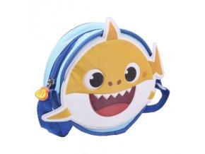 Taška crossbody Baby shark 3D | 2100003333 | Multicolor