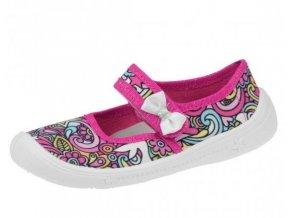 Papuče PEON MI/001 MD | Multicolor