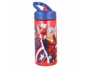 playground sipper bottle 410 ml avengers rolling thunder